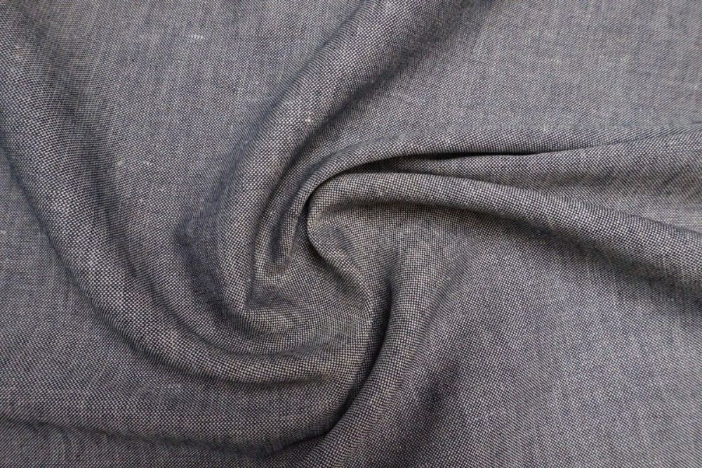 Denim - Tarnow - Light Blue Grey - per quarter metre